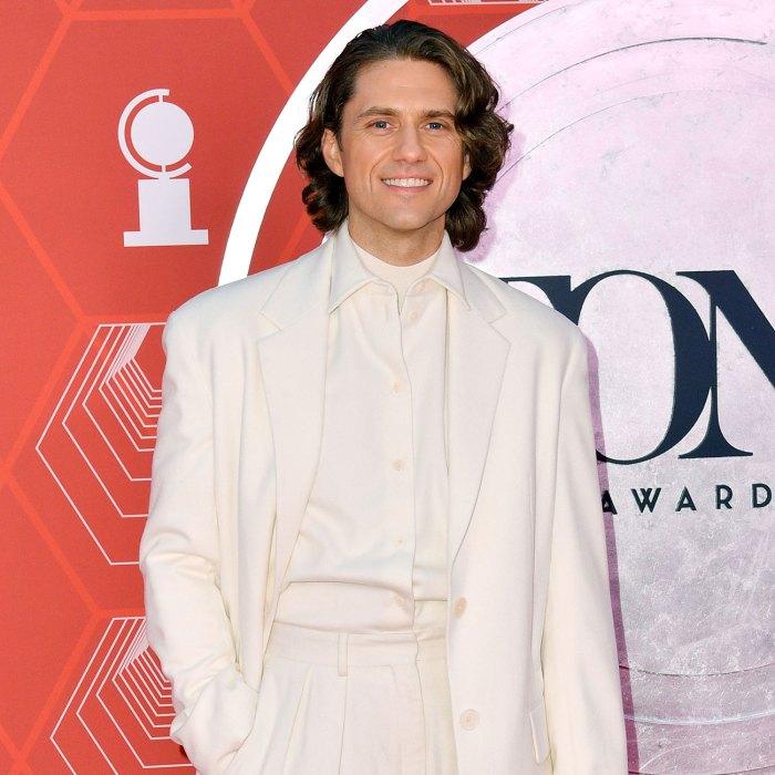 Tony Awards 2021 Complete List Nominees Winners Aaron Tveit