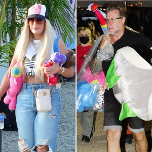 Tori Spelling Dodges Questions About Dean McDermott Marriage Status