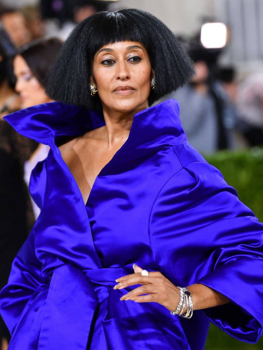 Tracee Ellis Ross Most Extravagant Celebrity Bling From the 2021 Met Gala