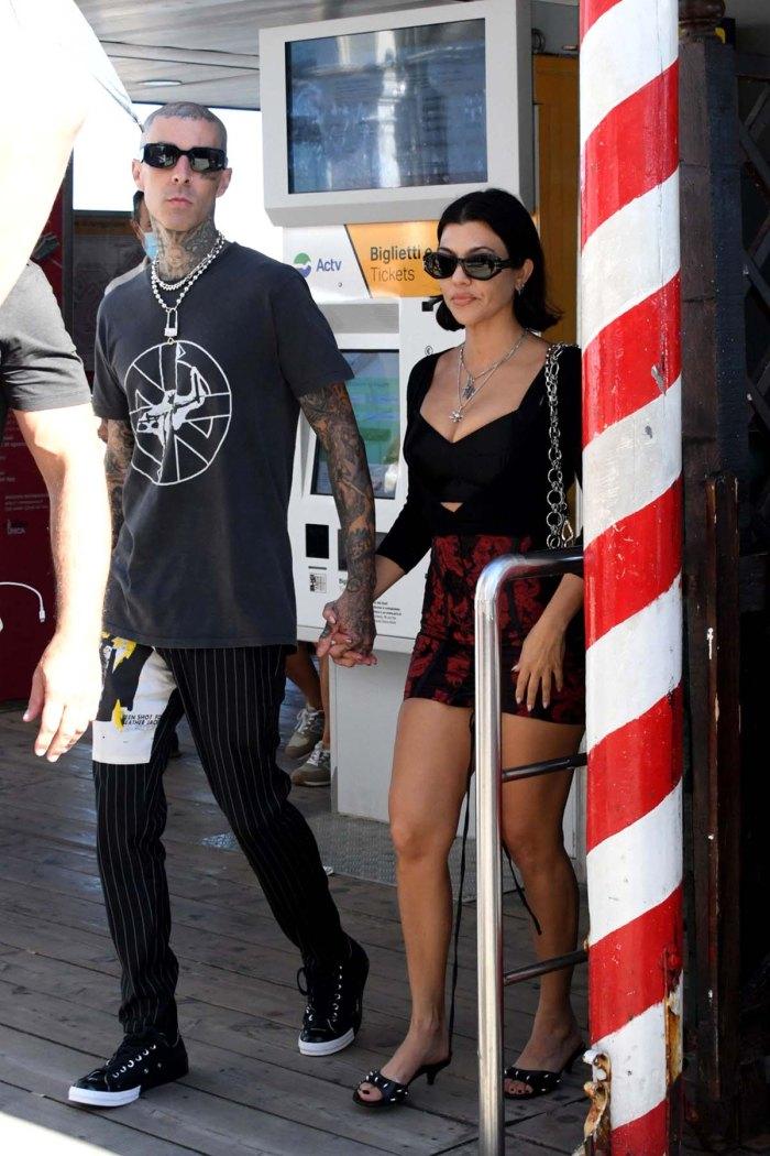 Travis Barker Feels Invincible After Flying With GF Kourtney Kardashian