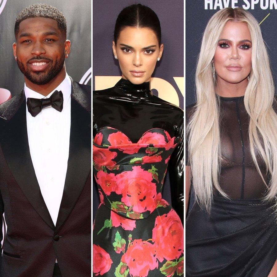 Tristan Thompson Supports Kendall Jenner Tequila Brand After Khloe Kardashian Split
