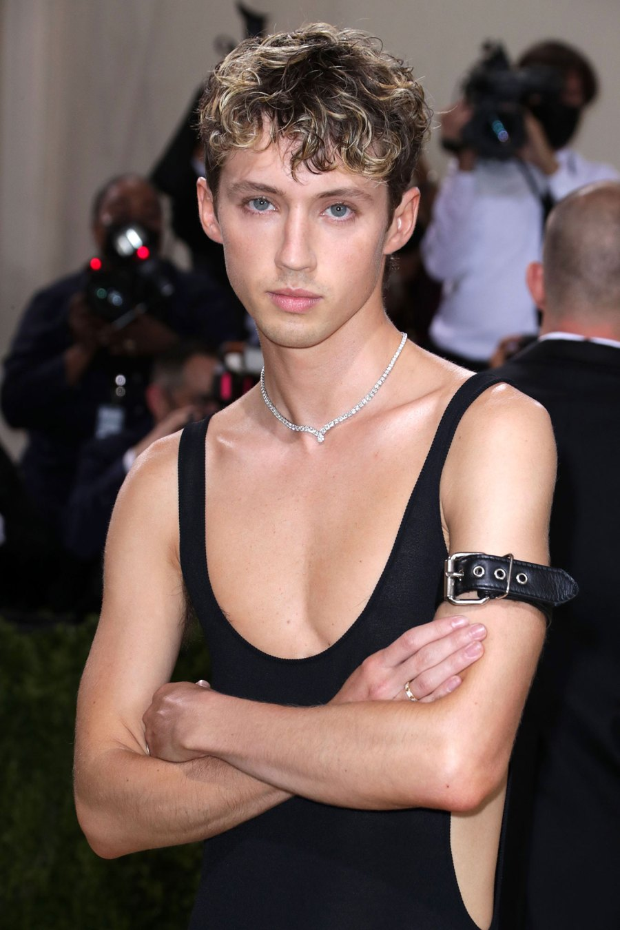 Troye Sivan Most Extravagant Celebrity Bling From the 2021 Met Gala