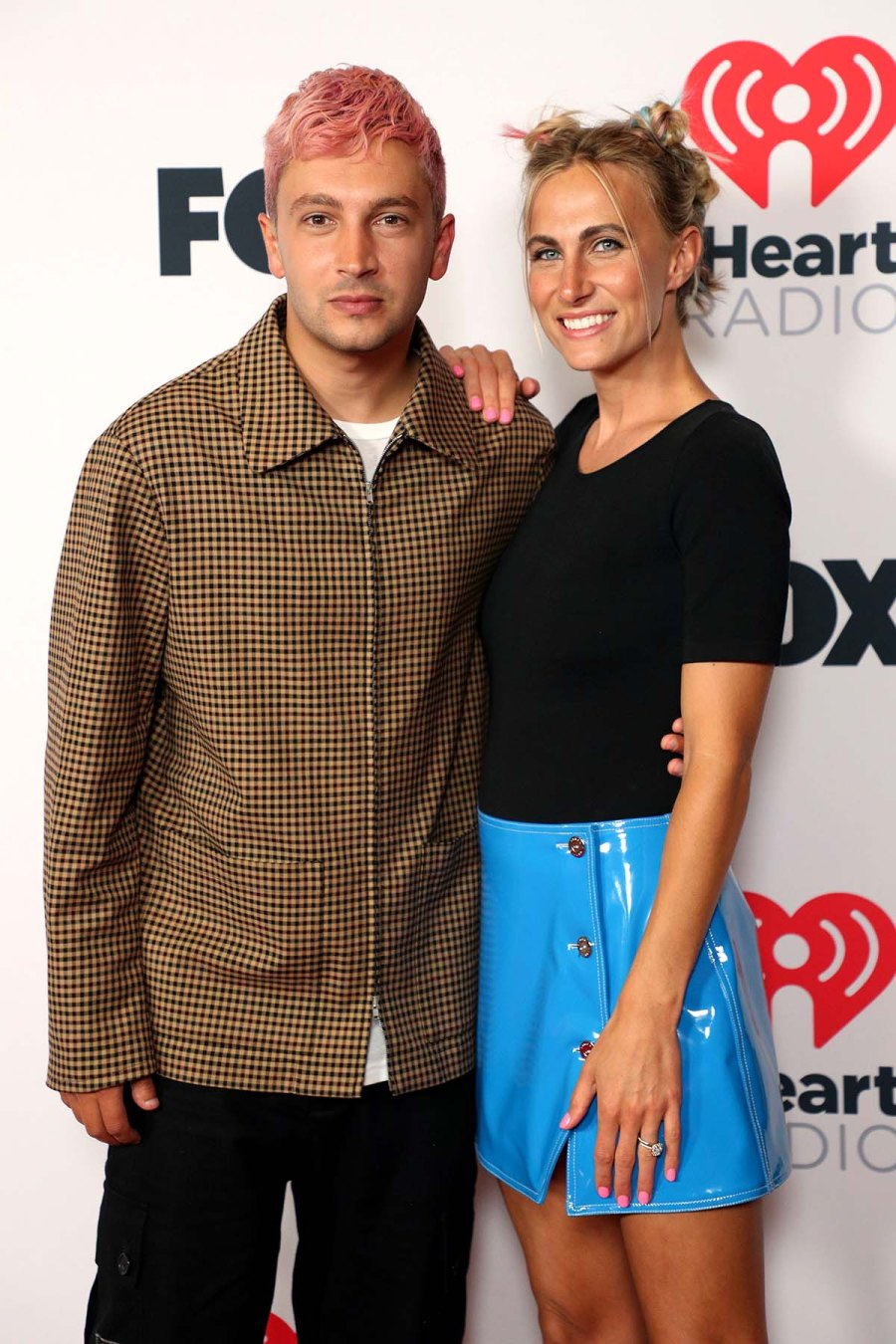 Twenty One Pilots Tyler Josephs Wife Jenna Is Pregnant With Their 2nd Baby