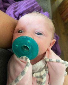 Tyler Baltierra Catelynn Lowell Reveal Newborn Daughter Rya Face 1st Time