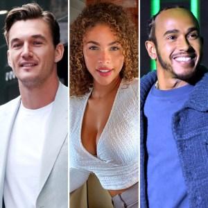 Tyler Camerons Ex Camila Saw Lewis Hamilton Monaco Amid Romance Rumors