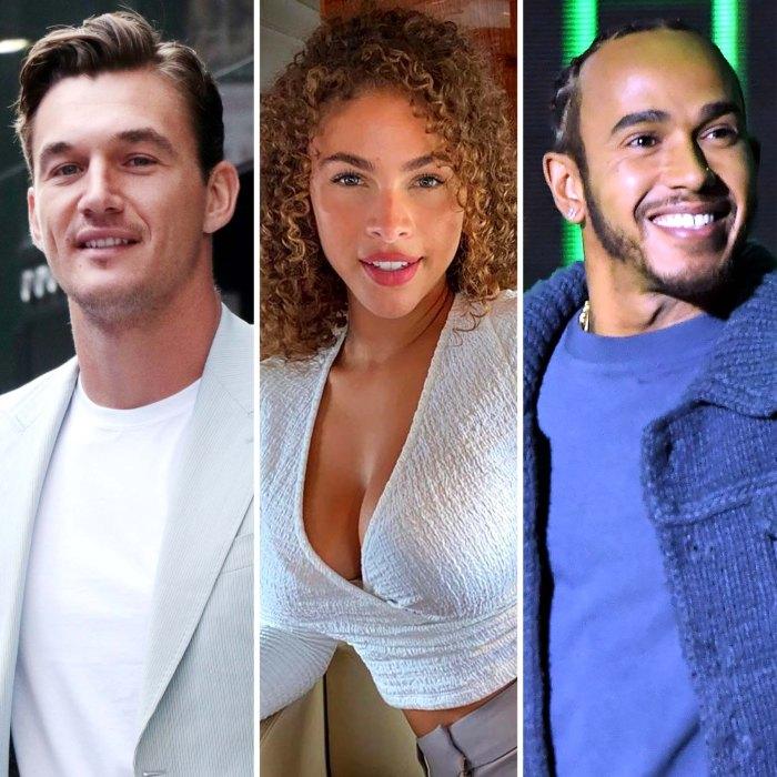 Tyler Camerons ex Camila vio a Lewis Hamilton Mónaco en medio de rumores de romance