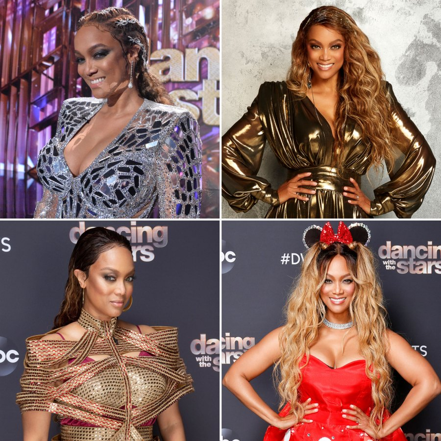 Tyra Banks Dancing With the Stars Wildest Fashion Moments Feature