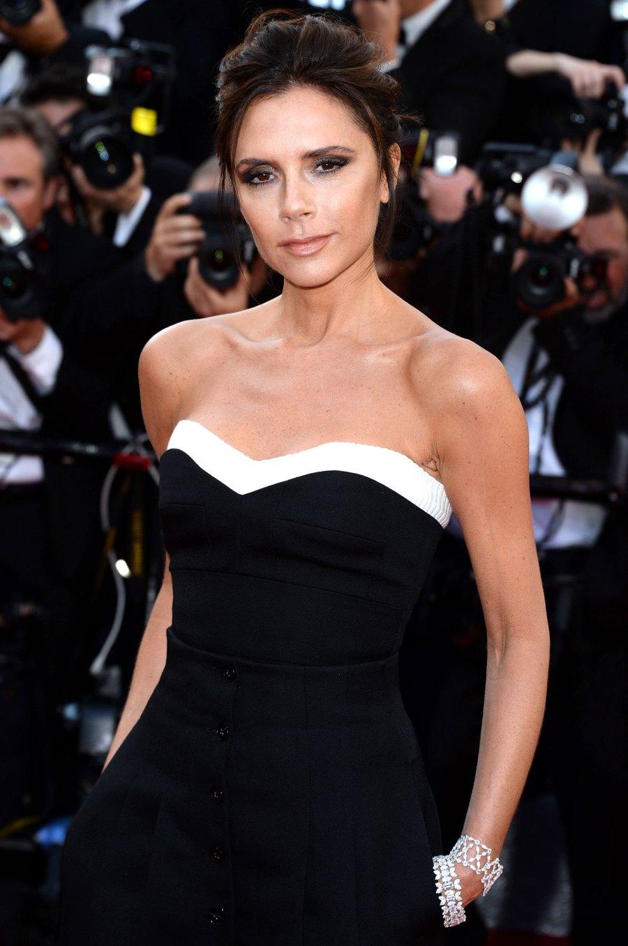 Victoria Beckham Celebrities Share PCOS Struggles