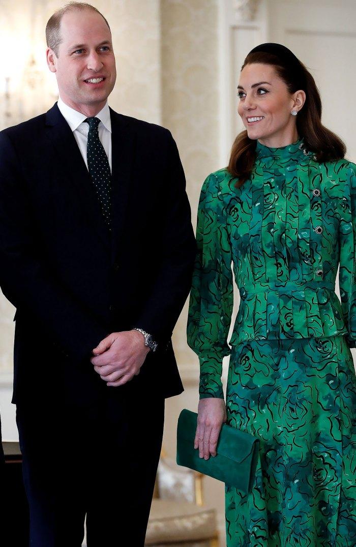 Dónde se encuentran la duquesa Kate y el príncipe William sobre tener el bebé n. ° 4