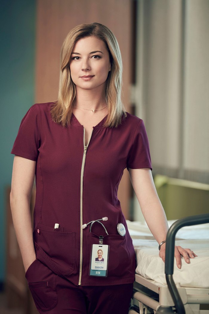 Why Did Emily VanCamp Leave The Resident After Four Seasons