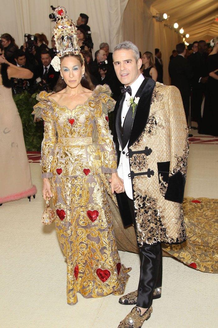 Por qué Sarah Jessica Parker y Andy Cohen se saltaron la Gala del Met