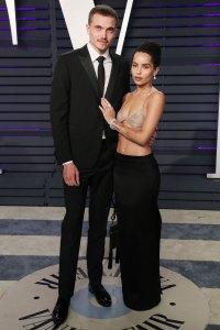 Zoe Kravitz Makes Rare Comment Sad Beautiful Karl Glusman Divorce