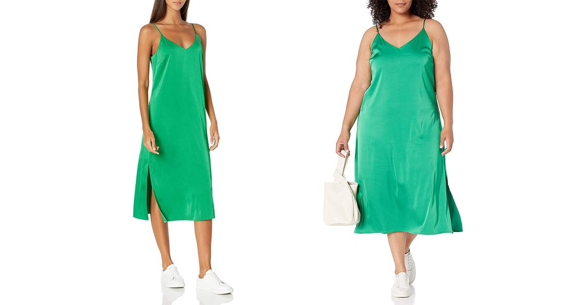 We Tried on This Amazon Dress and Can't Stop Coming Up With Outfit Ideas.jpg