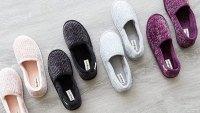 dearfoams-chenille-slippers