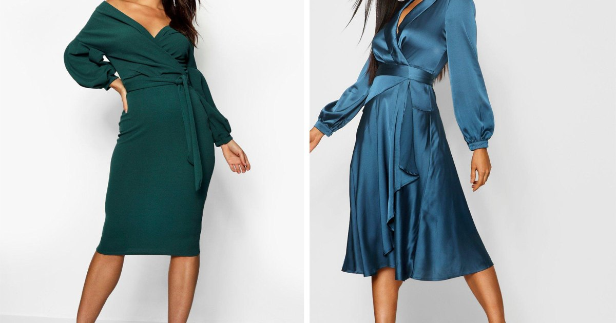 5 Dreamy Date Night Dresses for Fall From Boohoo.jpg