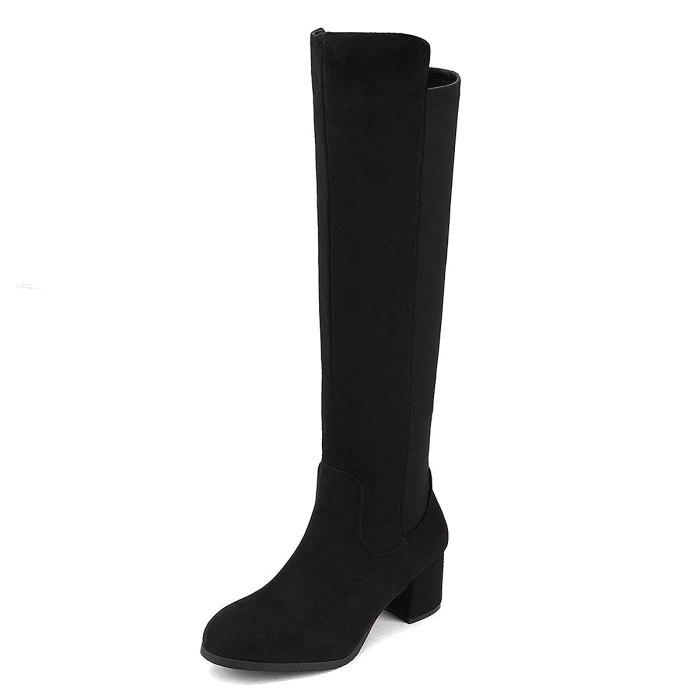 botas-de-otoño-hasta la rodilla