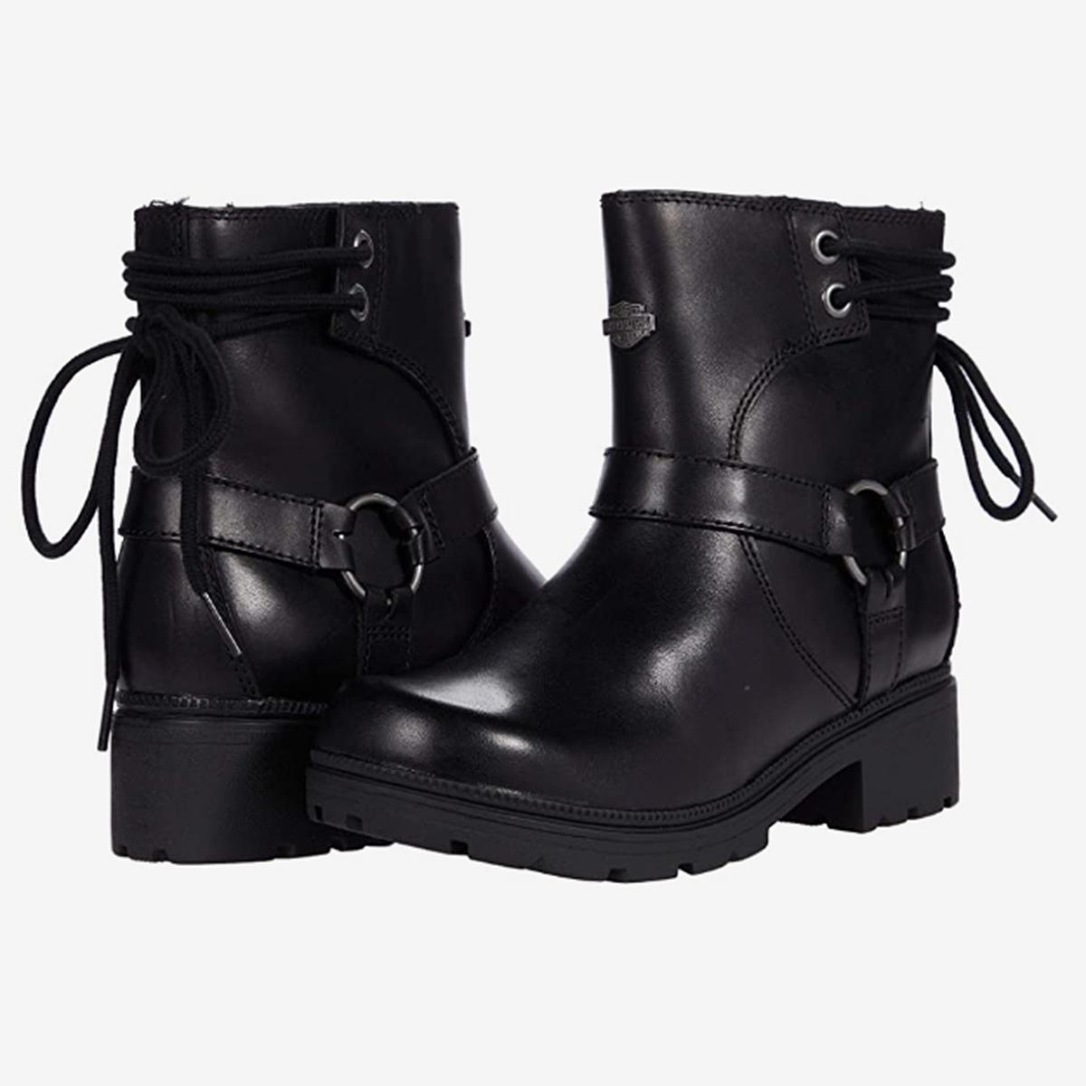 fall-boots-moto-harley-davidson
