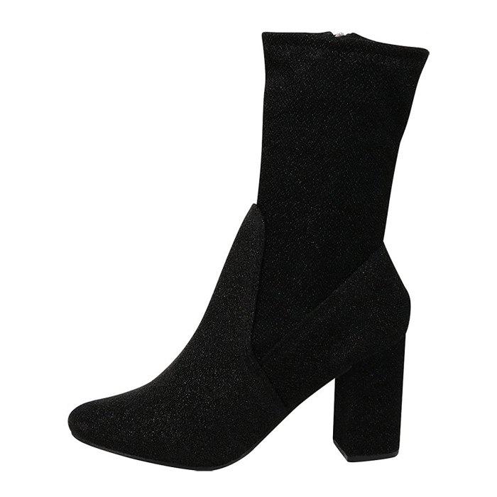 otoño-botas-calcetín