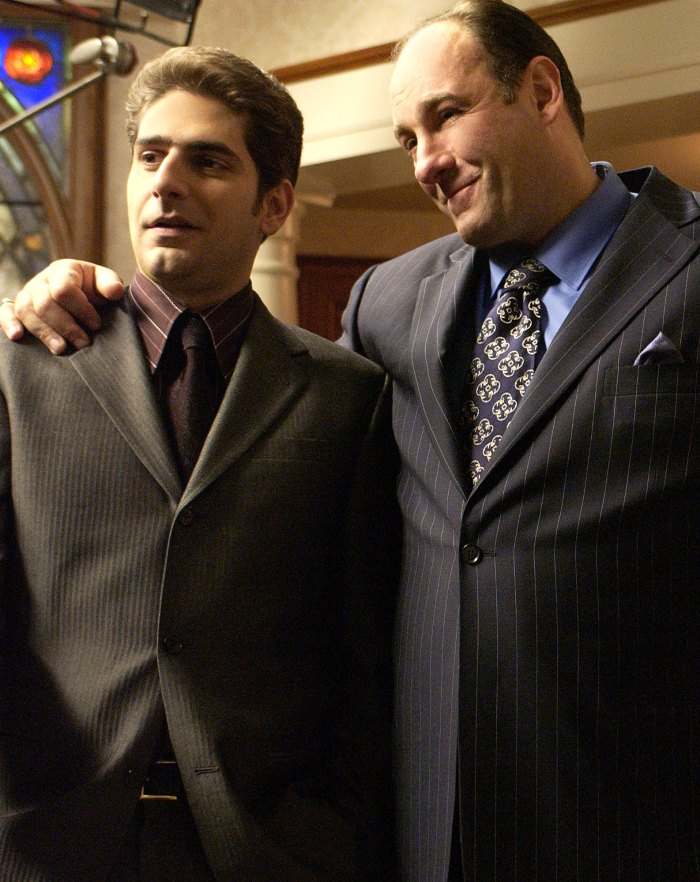 Michael Imperioli Fondly Remembers 'Sopranos' Costar James Gandolfini 8 Years After His Death