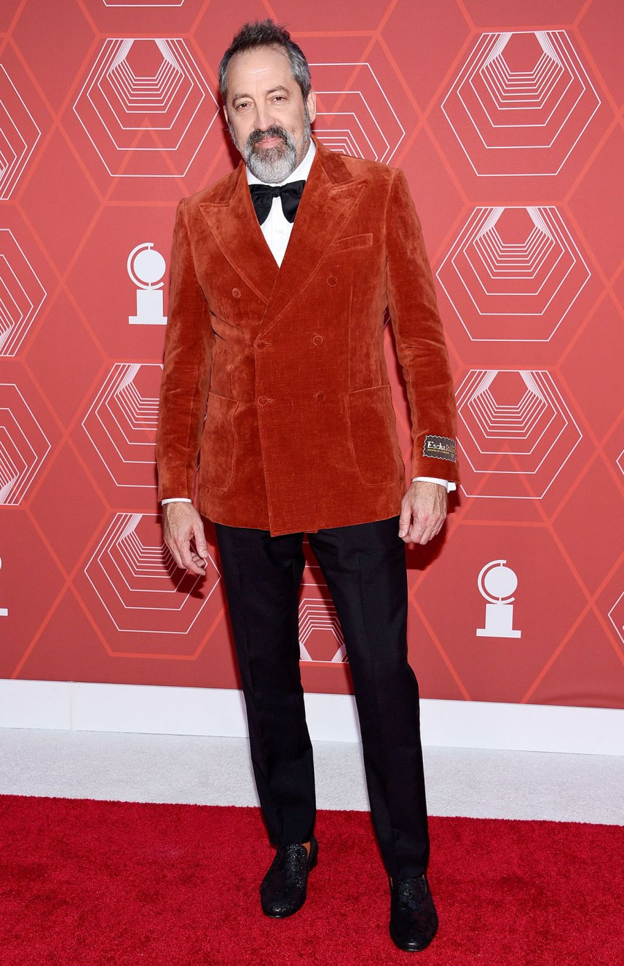 tony awards 2021 red carpet Ian Barford