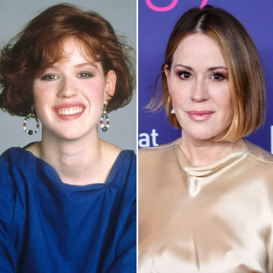 16 Candles Cast Where Are They Now Molly Ringwald