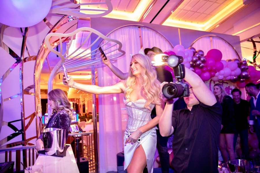 Paris Hilton Bachelorette Party