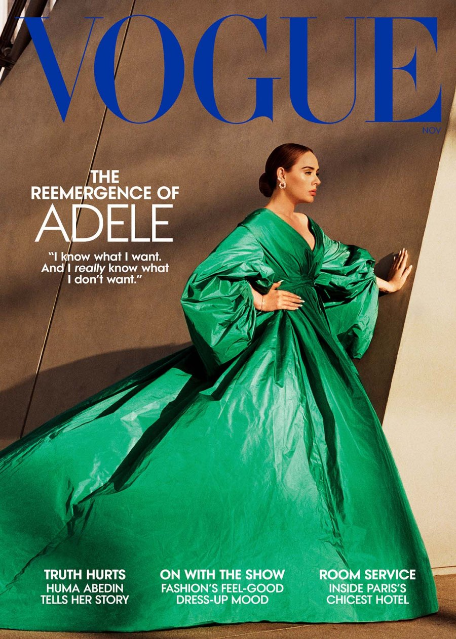 Adele Was Going Through Motions Before Divorce Vogue Revelations