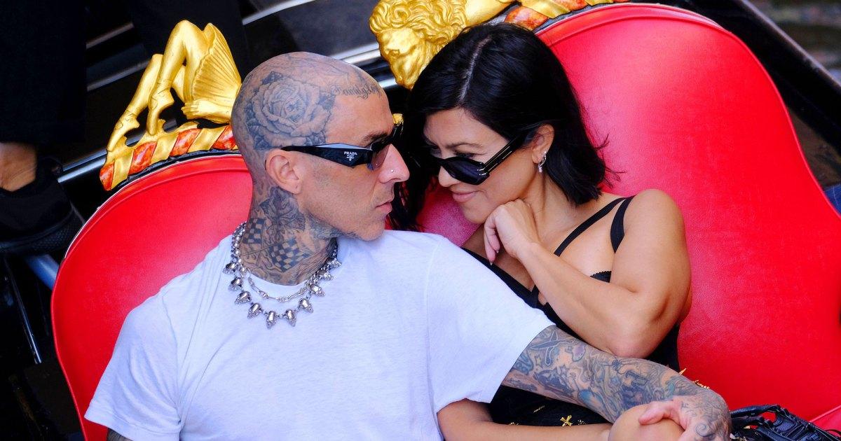 A Stunning Sparkler! Get All the Details on Kourtney Kardashian's Estimated $1 Million Engagement Ring From Travis Barker.jpg