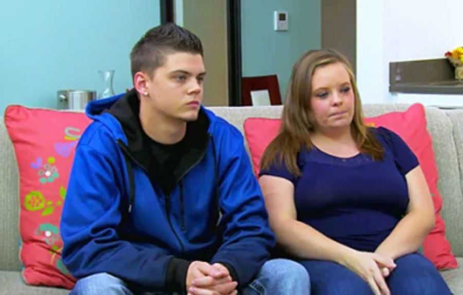 April 2015 Catelynn Lowell and Tyler Baltierra Quotes About Daughter Carly