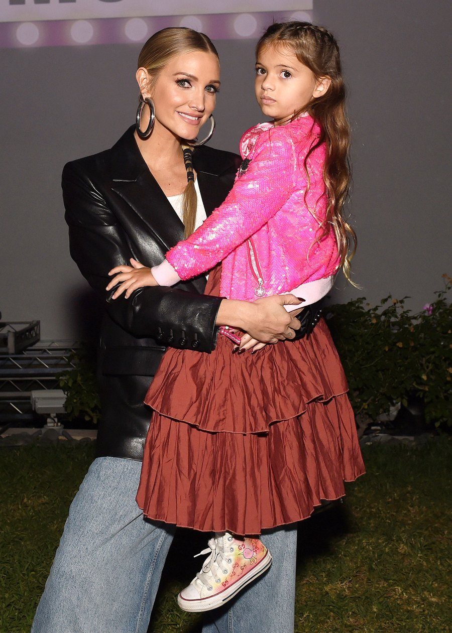 Ashlee Simpson and Evan Ross Bring Daughter Jagger to LOL Surprise Premiere 2