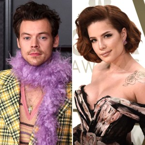 Aw How Harry Styles Changed His Song Lyrics Halsey NYC Concert