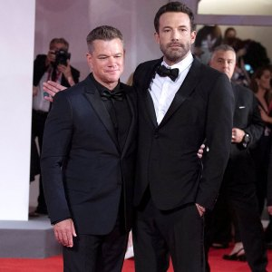 Ben Affleck and Matt Damon Were Supposed to Kiss in 'The Last Duel' but Scene Was Cut
