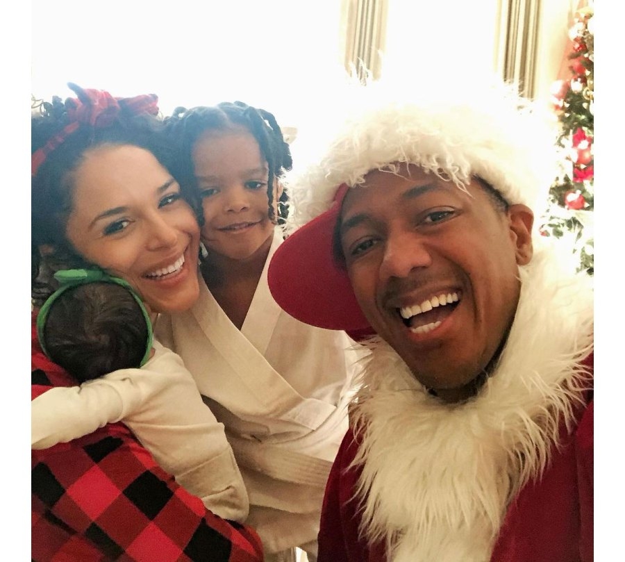 Brittany Bell Instagram Nick Cannon Photos With His 7 Children 3