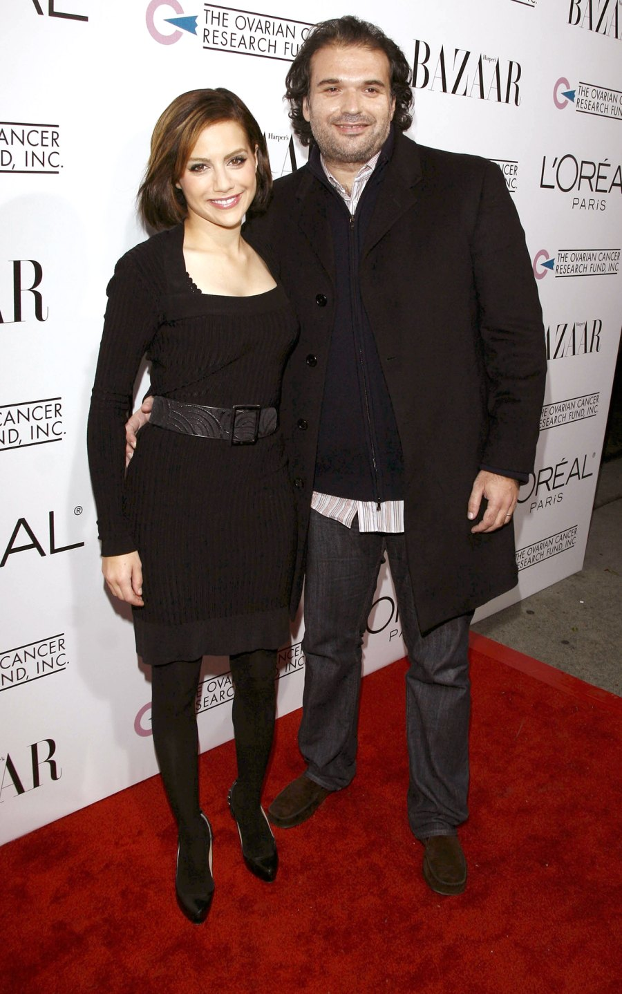 Brittany Murphy and Late Husband Simon Monjack Relationship Timeline