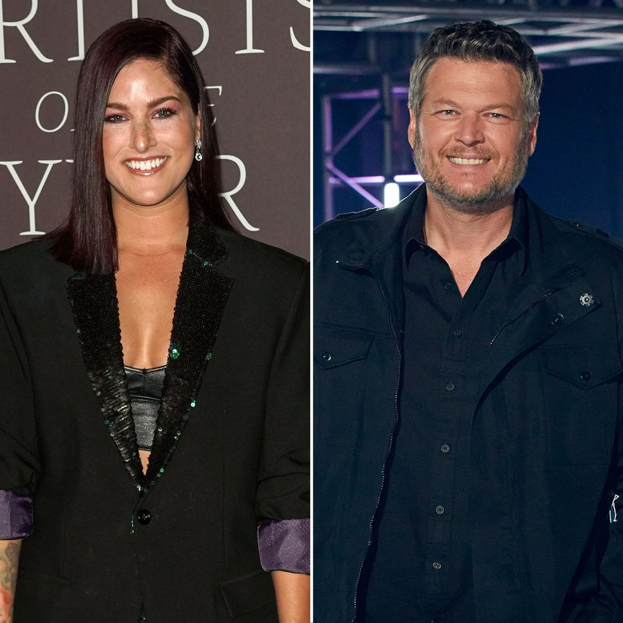 Cassadee Pope Blake Shelton Supportive After Voice Win