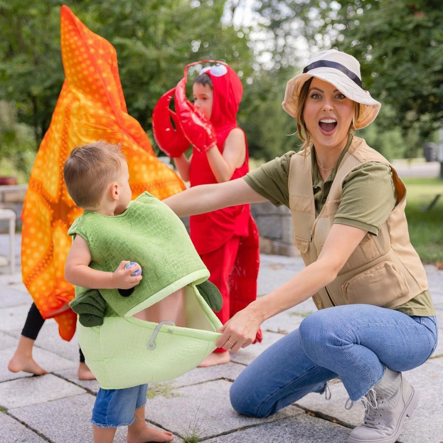 Celebrity Kids' 2021 Halloween Costumes: Photos