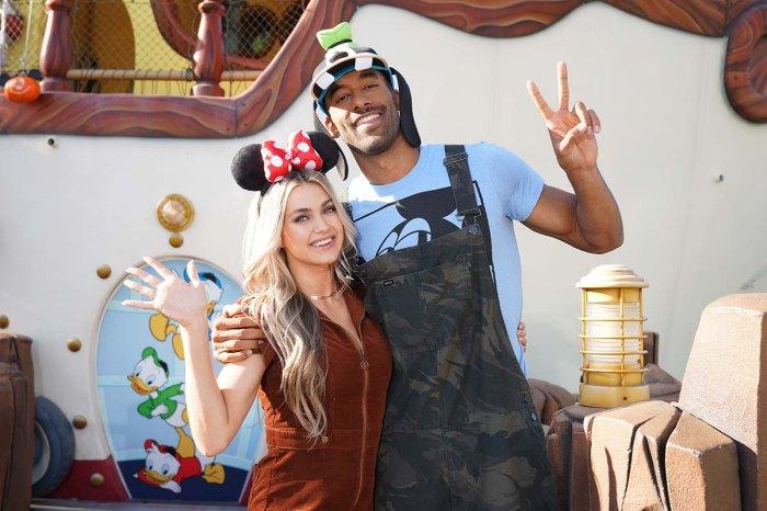 DWTS Sneak Peek Couples Show Off Their Moves Disneyland