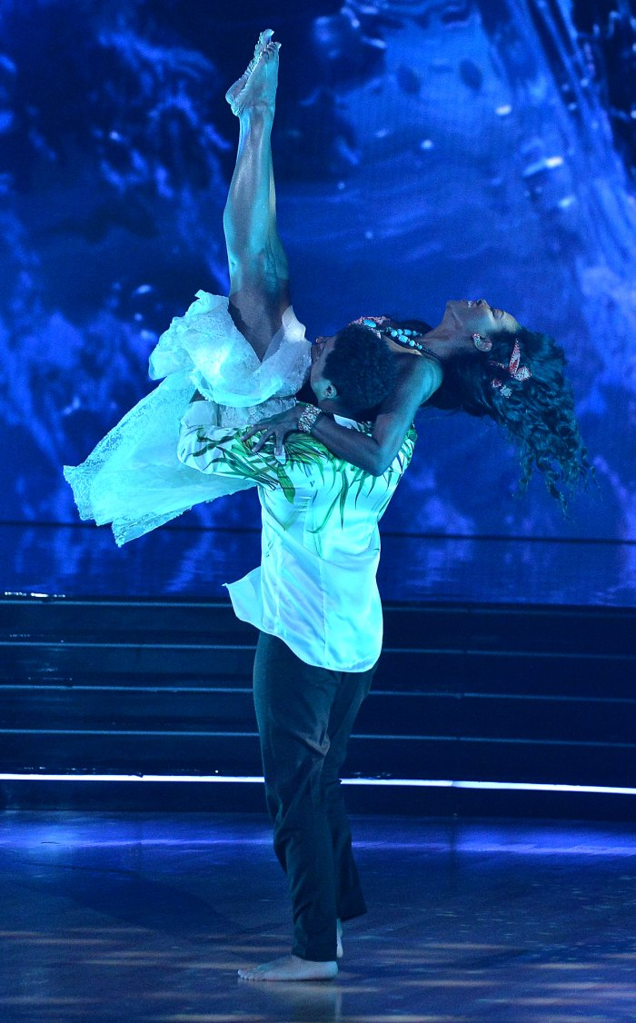 Dancing With the Stars' Kenya Moore Thought She Broke Her Ribs During Disney Week