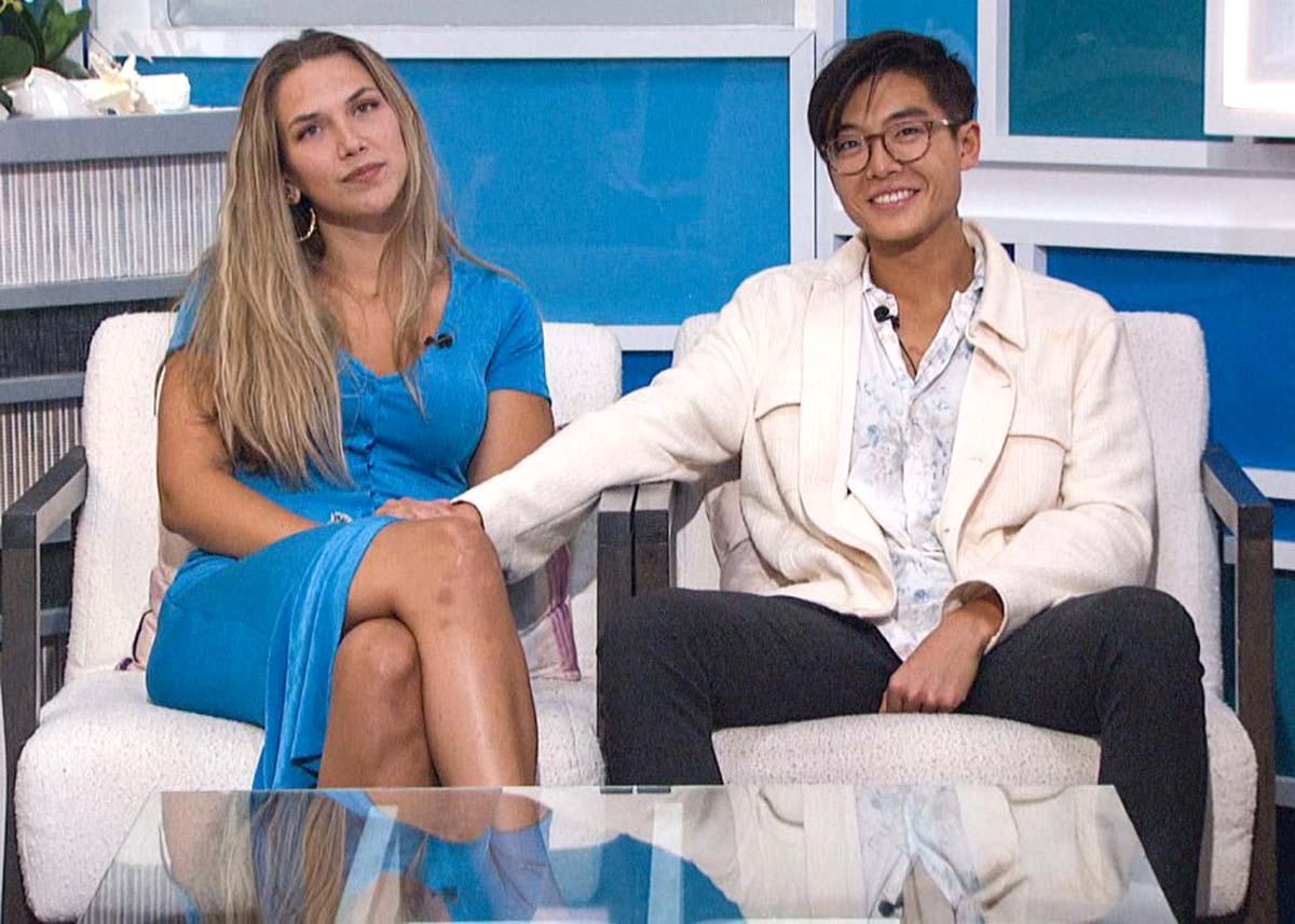 Not Over It! Big Brother's Kyland, Alyssa React to Derek and Claire's Romance