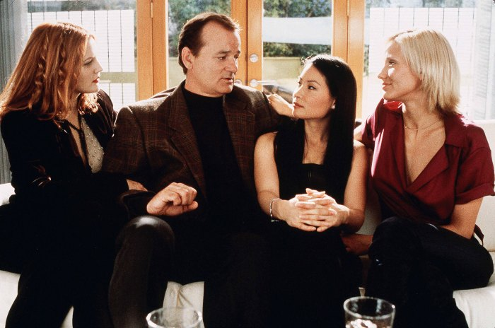 Drew Barrymore Praises Lucy Liu for Speaking Out About Bill Murray 'Charlie's Angels' Feud