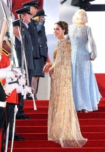 Duchess Kate Wanted Pay Homage Princess Diana James Bond Premiere