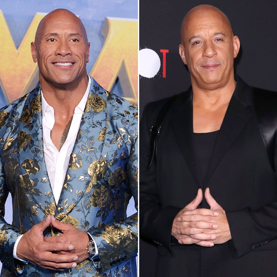Dwayne Johnson Fast and Furious Crew Thanked Him for Calling Out Vin Diesel