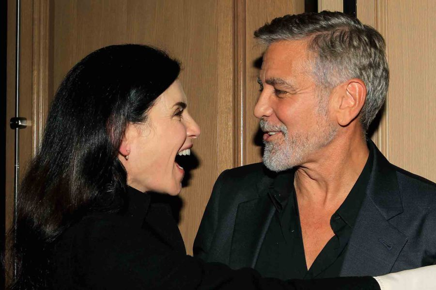 ER Reunion Julianna Margulies George Clooney