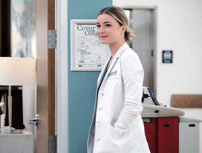 Emily VanCamp Breaks Her Silence on The Resident Exit Feature