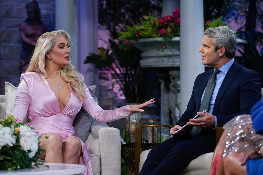 Erika Jayne's Lawyers Suggested She Quit 'RHOBH' and More Season 11 Reunion Revelations