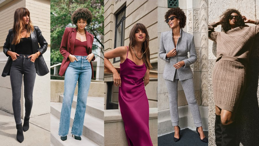 5 outfits to look and feel confident