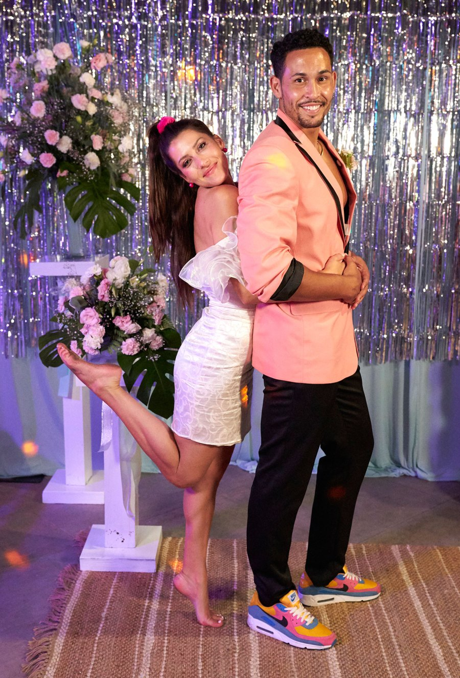 Feature Becca Kufrin and Thomas Jacobs Reveal How They Got Back Together After Bachelor in Paradise Revelations