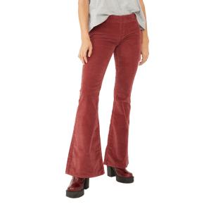 Free People Pull-On Flare Corduroy Pants