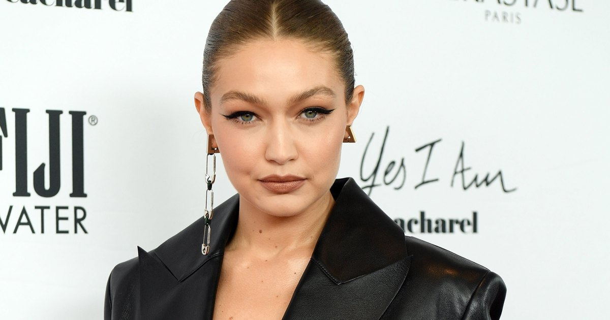 Channel Gigi Hadid's Cozy Style With Her Exact UGG Slippers.jpg