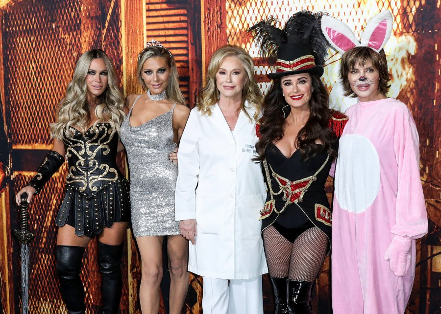Halloween Kills Premiere 2021 Real Housewives of Beverly Hills